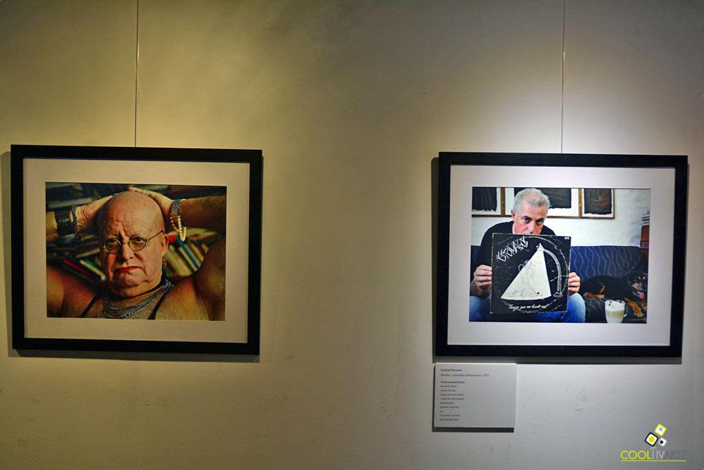 Retratos Poéticos II de Paola Scagliotti - Museo del Gaucho - Mayo - junio 2018 Foto © Federico Meneses