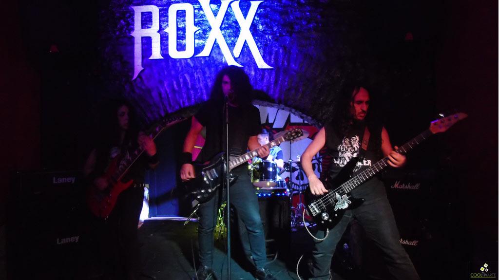 Vállvuler en Roxx Bar - 23-06-18 - Foto © Claudia Rivero www.cooltivarte.com