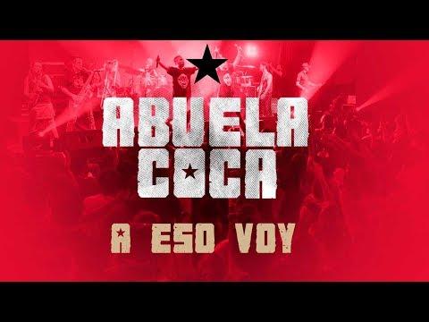 A ESO VOY del DVD ABUELA COCA grabado en Vivo en Sala del Museo