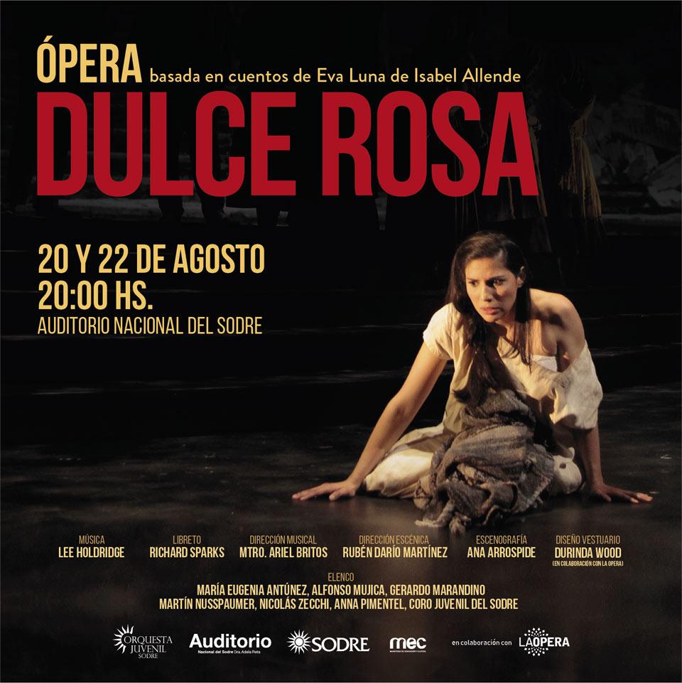 Una historia de Isabel Allende convertida en ópera