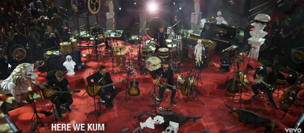 Music video by Molotov performing Here We Kum. © 2018 MTV Networks Latin America Inc., Y Universal Music México S.A. De C.V.