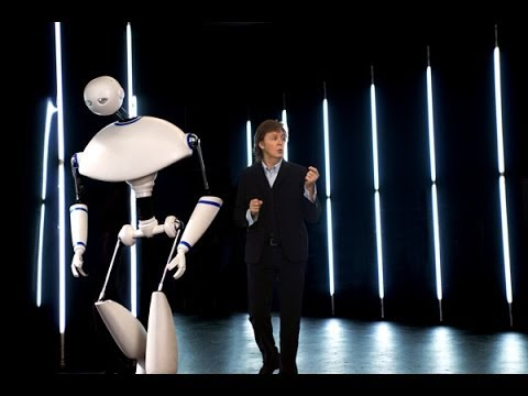 Paul McCartney teams up with Newman the robot for his NEW video 'Appreciate' & Japanese tour dates