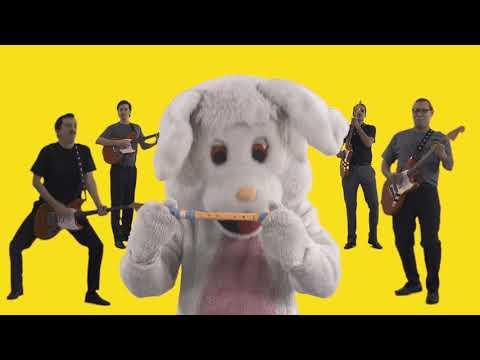 """""""Los conejos gigantes"""", canción incluida en el disco """"Si te digo de miento"""" (2018) disponible en todas las plataformas digitales. Edita Bizarro Records. Los Prolijos"""