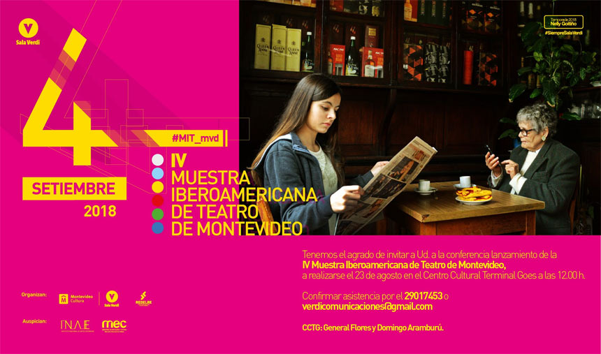 IV MUESTRA IBEROAMERICANA DE TEATRO DE MONTEVIDEO