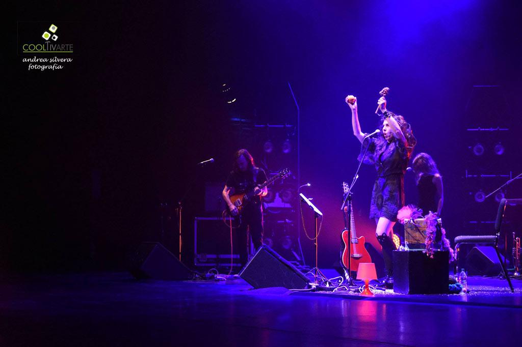 Rossana Taddei Banda - Cuerpo Eléctrico - Agosto 2018 - Auditorio Nacional Adela Reta - Foto © Andrea Silvera De Giordano www.cooltivarte.com