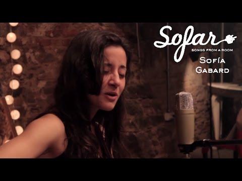 "Sofía Gabard performing ""Movimientos"" at Sofar Sofar Montevideo on August 29th, 2015."