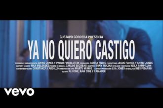 Music video by Gustavo Cordera performing Ya No Quiero Castigo (Official Video)