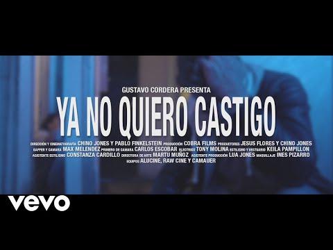 Music video by Gustavo Cordera performing Ya No Quiero Castigo (Official Video)