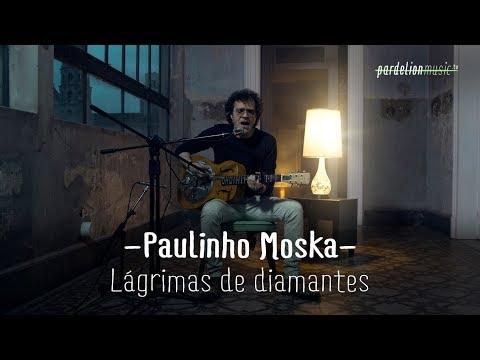 Paulinho Moska - Lágrimas de diamantes * Filmado en el MAPI, Montevideo, Uruguay.