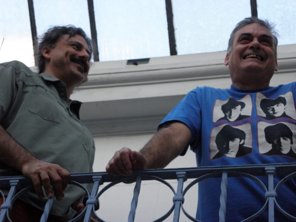 Gonzalo Gravina Y Wilson Negreyra