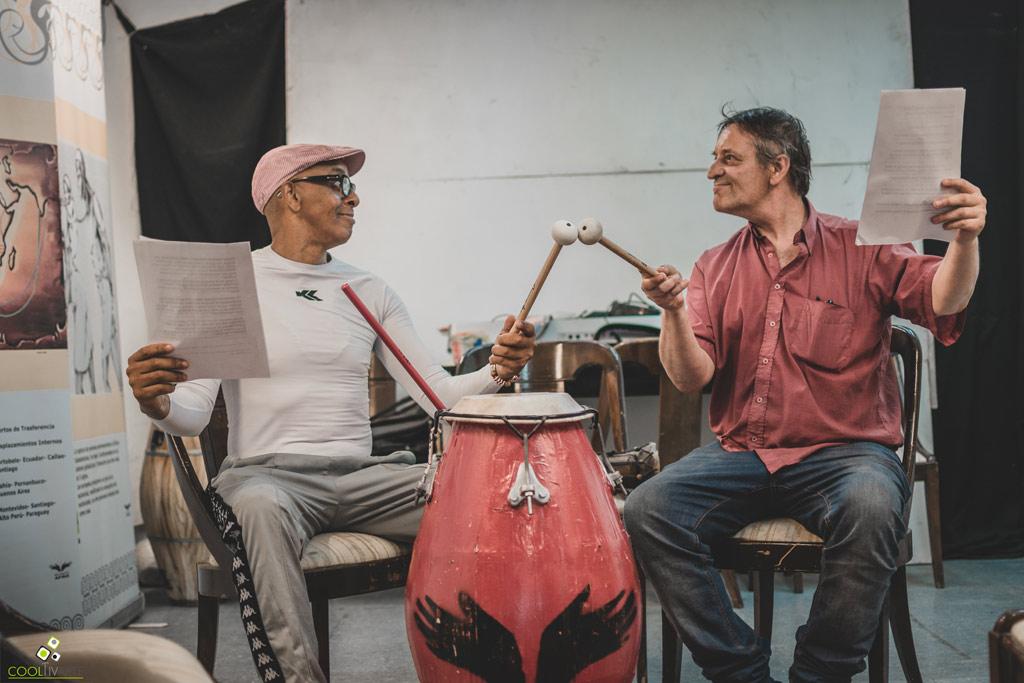 Entrevista de Arturo Restuccia a Álvaro Salas - noviembre 2018 - montevideo Foto © Leando Pereyra www.cooltivarte.com --