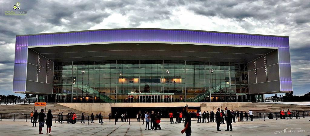 Inauguración Antel Arena 12/11/2018 Foto Alvaro.Faviere Photo www.cooltivarte.com