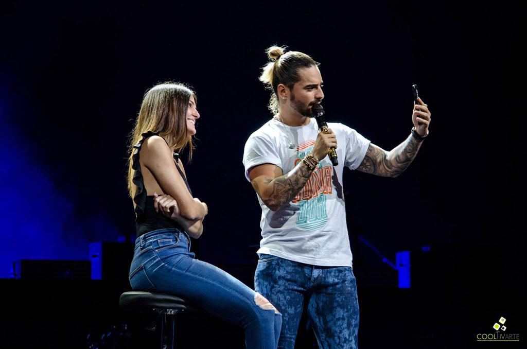 MALUMA - F.A.M.E. TOUR - Antel Arena - Noviembre 2018 - Foto © Carlos Iglesias www.cooltivarte.com