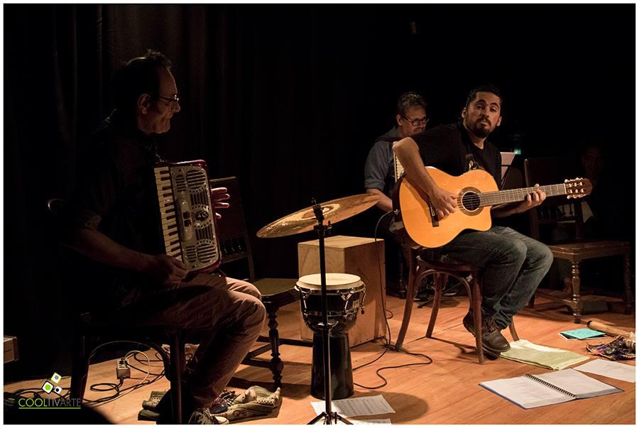 Presentación del disco Ríooir de Fabian Laguna en Teatro Ducon Fotografías de Servando Valero www.cooltivarte.com