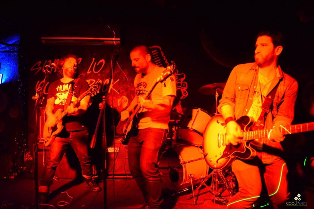 Rouge en Rock es la Cultura - Fotos Claudia Rivero 23/11/18 www.cooltivarte.com