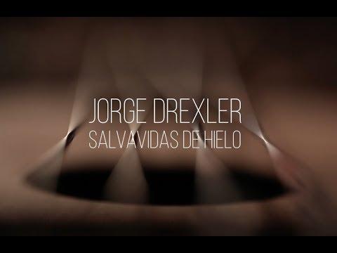 """En este video Jorge Drexler nos relata, un año más tarde, lo que fue el proceso de grabación de su último album """"Salvavidas de Hielo"""" durante la primavera de 2017 y se muestran imágenes inéditas de lo que se vivió tanto en la grabación en México como parte del proceso en Madrid."""