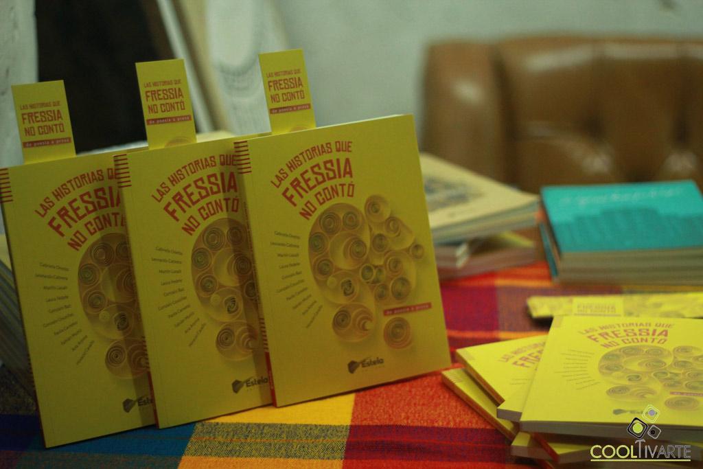 Las historias que Fressia no contó en Proyecto Casamario Octubre 2018 Foto © Natalia ganassoli www.cooltivarte.com --