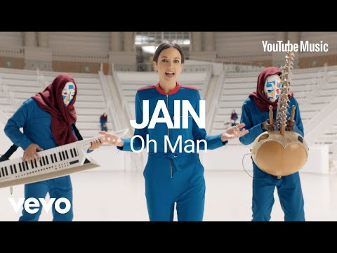 Jain – Oh Man (Official Video) Live @MNAC Museum In association with YouTube Music and Google Arts & Culture