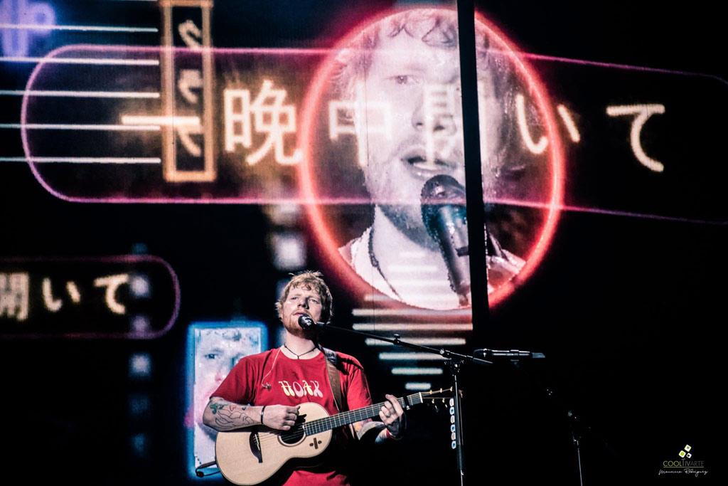 Ed Sheeran - Divide Tour Estadio Centenario 20.02.2019 Abriendo la jornada Meri Deal y Passenger AM Producciones Fotografías: Mauricio Rodríguez www.cooltivarte.com