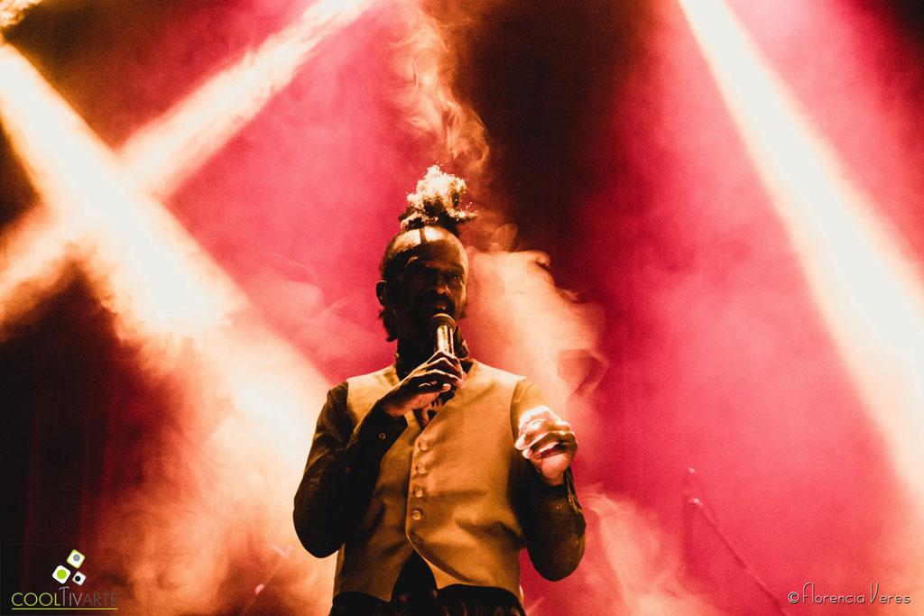 Fantastic Negrito el 22 de marzo del 2019 en la Trastienda. Fotografía: Florencia Veres www.cooltivarte.com