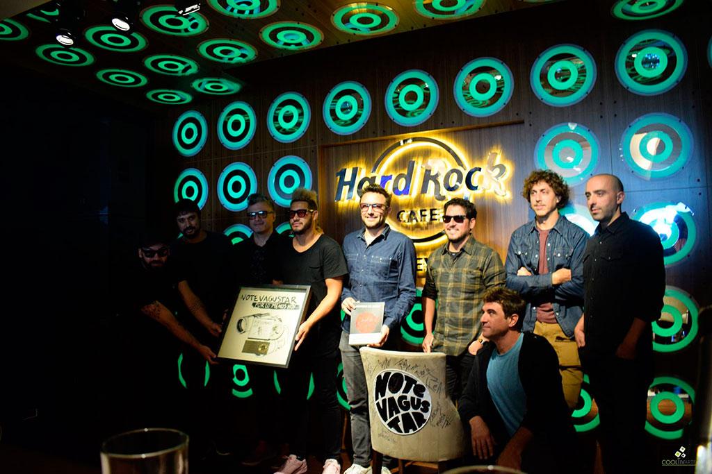 NTVG - NO TE VA GUSTAR - Conferencia de prensa - Hard Rock Café Montevdeo - 21-03-19 - Foto Claudia Rivero www cooltivarte com