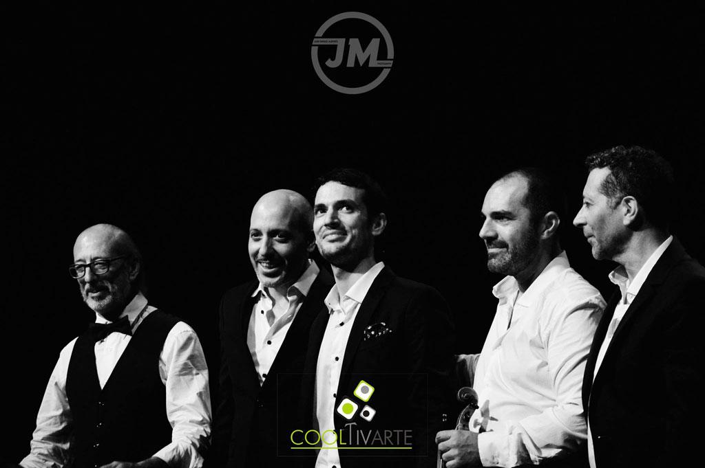 Quinteto Astor Piazzolla - Teatro Solís - 12 03 2019 - fotografía Juan Manuel Alborés - www cooltivarte com