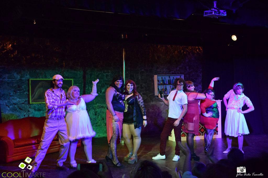 SERVICIO XL - Teatro de la Candela - marzo 2019 - Foto Aida Travella www cooltivarte com