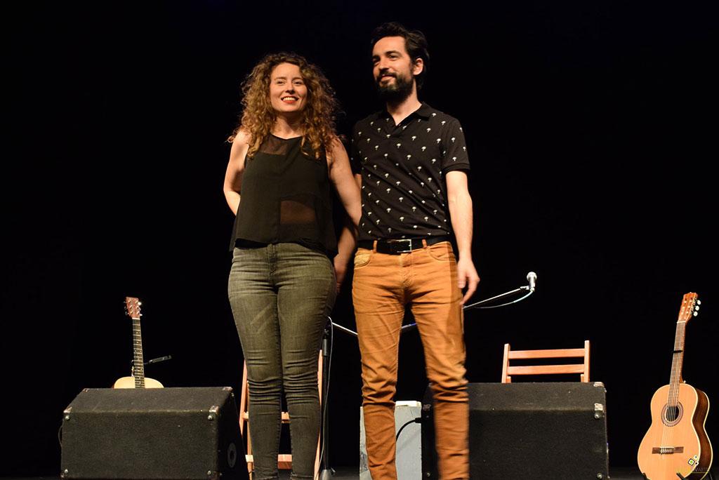 FRANNY GLASS Y FLORENCIA NUÑEZ - Programa Fortalecimiento de las Artes Teatro Florencio Sánchez 30/03 Fotos Claudia Rivero www.cooltivarte.com ..