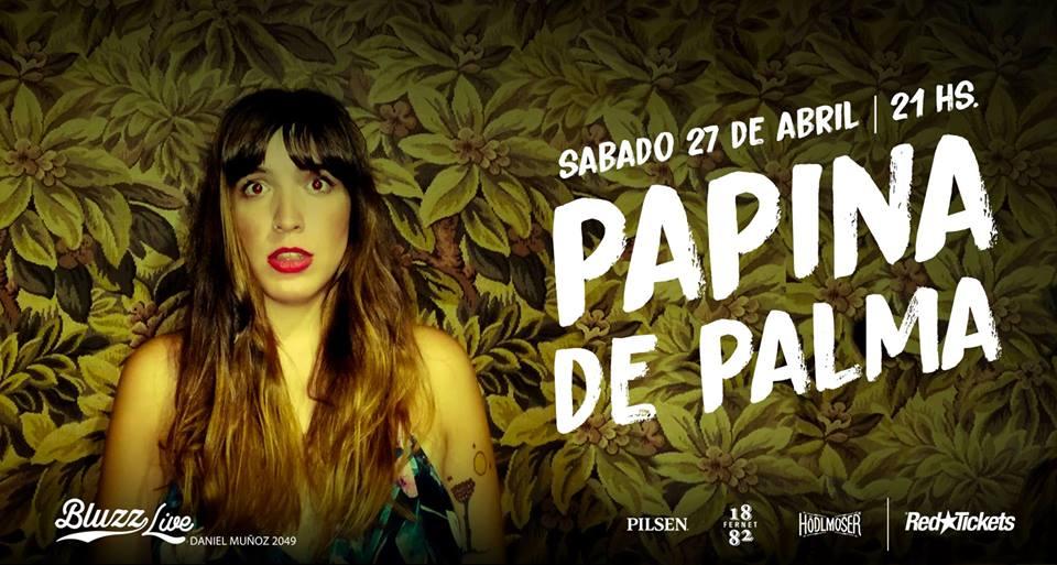 Papina de Palma - Bluzz Live