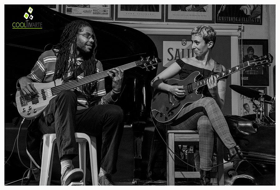 Festejos del Día Internacional del Jazz en Finca El Sosiego evento organizado por Francisco Yobino Domingo 28 de Abril de 2019 Fotos Servando Valero www.cooltivarte.com