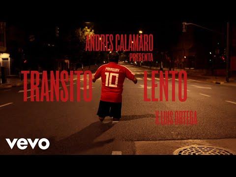 Music video by Andrés Calamaro performing Transito Lento. © 2019 Grabaciones Encontradas S.L / Andrés Calamaro, under exclusive license of Universal Music Group