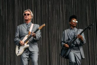 Austin City Limits Festival, USA, October 5, 2018 - David Byrne