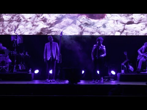 El 25 de mayo de 2019, Pedro Aznar y Manuel García presentaron su disco #AbrazoDeHermanos en el Movistar Arena dEl 25 de mayo de 2019, Pedro Aznar y Manuel García presentaron su disco #AbrazoDeHermanos en el Movistar Arena de Santiago de Chilee Santiago de Chile