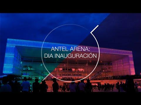 Mueca Films te muestra lo que nadie vió de la inauguración del Antel Arena.