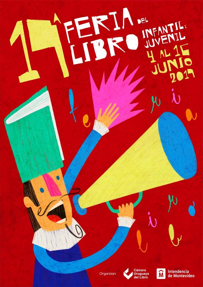 ¡Abrió sus puertas la 19ª Feria del Libro Infantil y Juvenil de Montevideo! El evento dedicado a la literatura infantil y juvenil más grande del país, con entrada libre y ubicación centrica. Horarios Lunes a miércoles de 9 a 18 horas. Jueves y viernes de 9 a 20 horas. Sábado y domingo de 14 a 20 horas.
