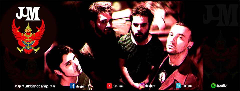 """LOS JUM en Canelones Junto al dúo """"BCMC"""" se presentarán en vivo. Viernes, 21 de junio de 2019 en Rebel Bar"""