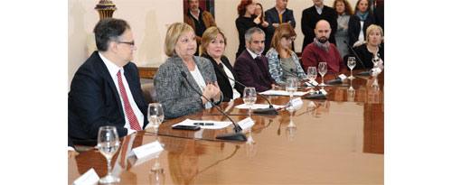 Liliam Kechichian en el lanzamiento de la cumbre - III Cumbre Iberoamericana de Turismo Accesible en Montevideo reconoce los esfuerzos del Gobierno en materia de inclusión