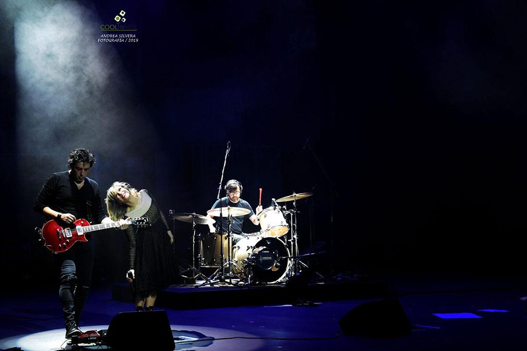 MALDIGO - MÓNICA NAVARRO - Teatro Solís - Junio 2019 - Foto © Andrea Silvera www.cooltivarte.com