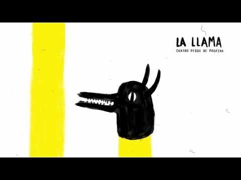 """Niña de las estrellas de Cuatro Pesos de Propina Álbum,: """"LA LLAMA"""" 2019 Letra"""