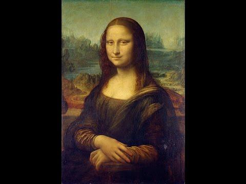 Video realizado en el Museo Louvre el 11 de febrero del 2016. Leonardo Da Vinci -La Gioconda