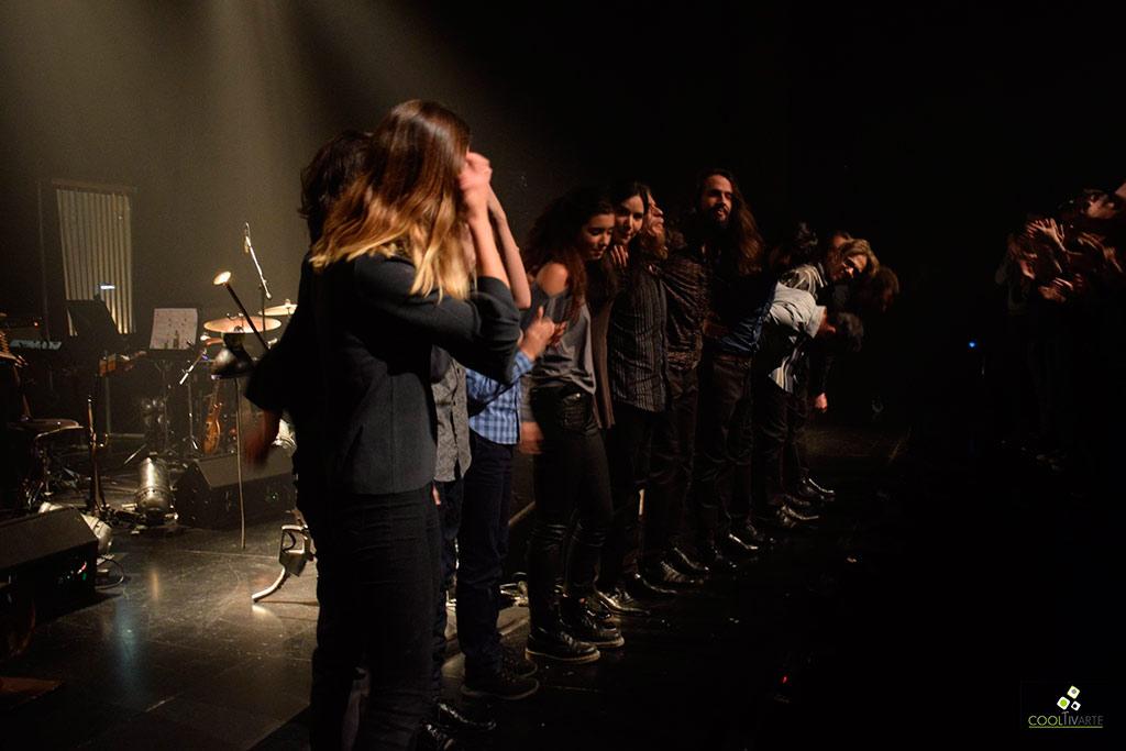 Buenos Muchachos empezó un ciclo de 6 shows en la Sala Hugo Balzo . ´´Un lugar del que nadie habla´´ 19-07-19 Fotos Claudia Rivero www.cooltivarte.com