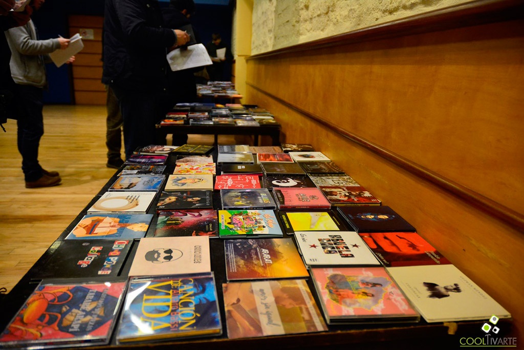 Jurado definiendo la categoría #MejorDiseñodeArte #PremiosGraffiti2019 XVII edición - Junio 2019 - Agadu Foto © Federico Meneses www.cooltivarte.com