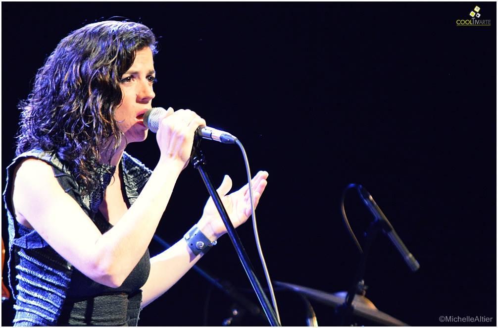 Maia Castro \ Cierre de gira 2014 \ 18 y 19 de Octubre 2014 \ Auditorio Nacional del SODRE, Dra. Adela Reta . Fotografías: Michelle Altier www.cooltivarte.com