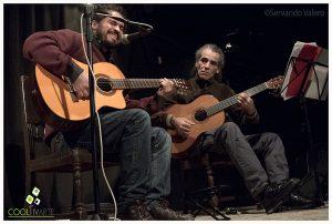 Fredy Pérez y Fabián Laguna - Presentación en Teatro Ducon el Sábado 3 de agosto de 2019. Fotos: Servando Valero www.cooltivarte.com