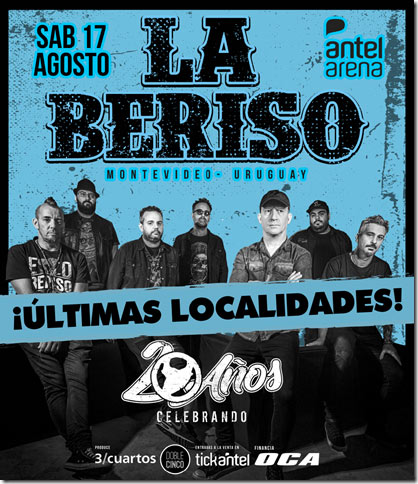 La-Beriso-en-Antel-Arena