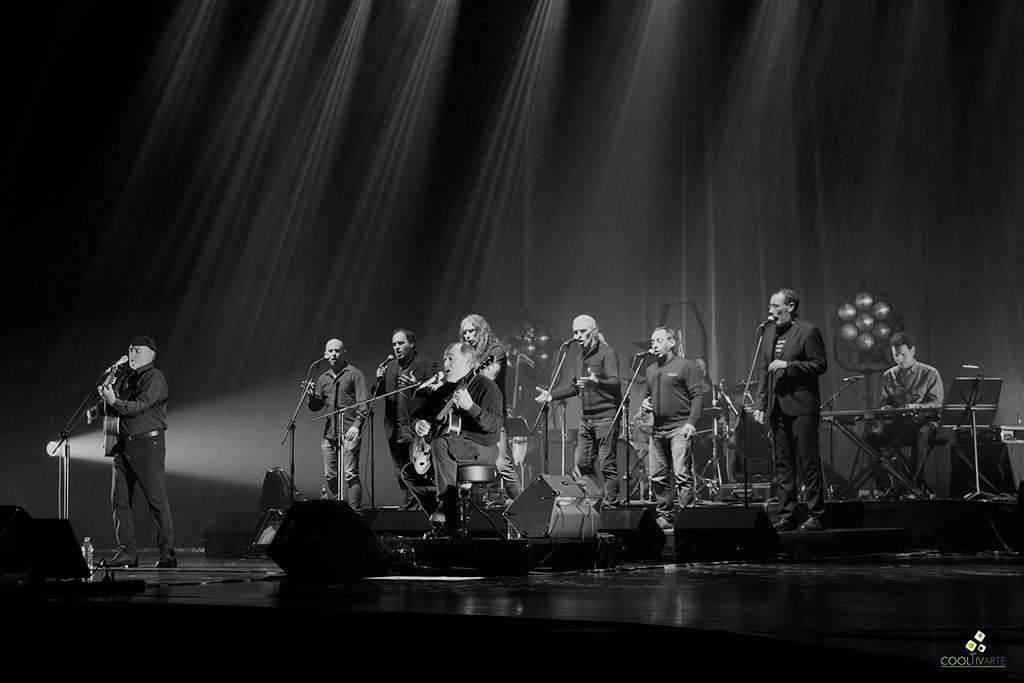 Larbanois & Carrero en el Auditorio Nacional Sodre - Presentación de su trabajo discográfico ´´40 años´´ 03-08-19 Fotos Claudia Rivero www.cooltivarte.com