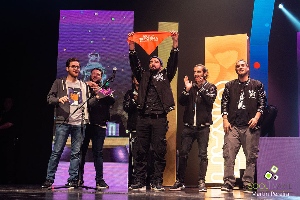Premios Graffiti 2019 Sodre Fotografia Martín Pereira www.cooltivarte.com