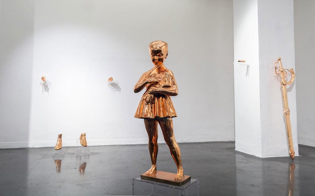 """Ganadores - 49° Premio Montevideo de Artes Visuales 2019 - 1er. Premio por un monto de $U 300.000 (pesos uruguayos trescientos mil) - Fernando Foglino """"Evidencias"""""""