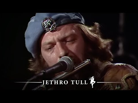"""Jethro Tull performing """"Old Ghosts"""" on German TV Show """"Rockpop"""" in March 1980."""