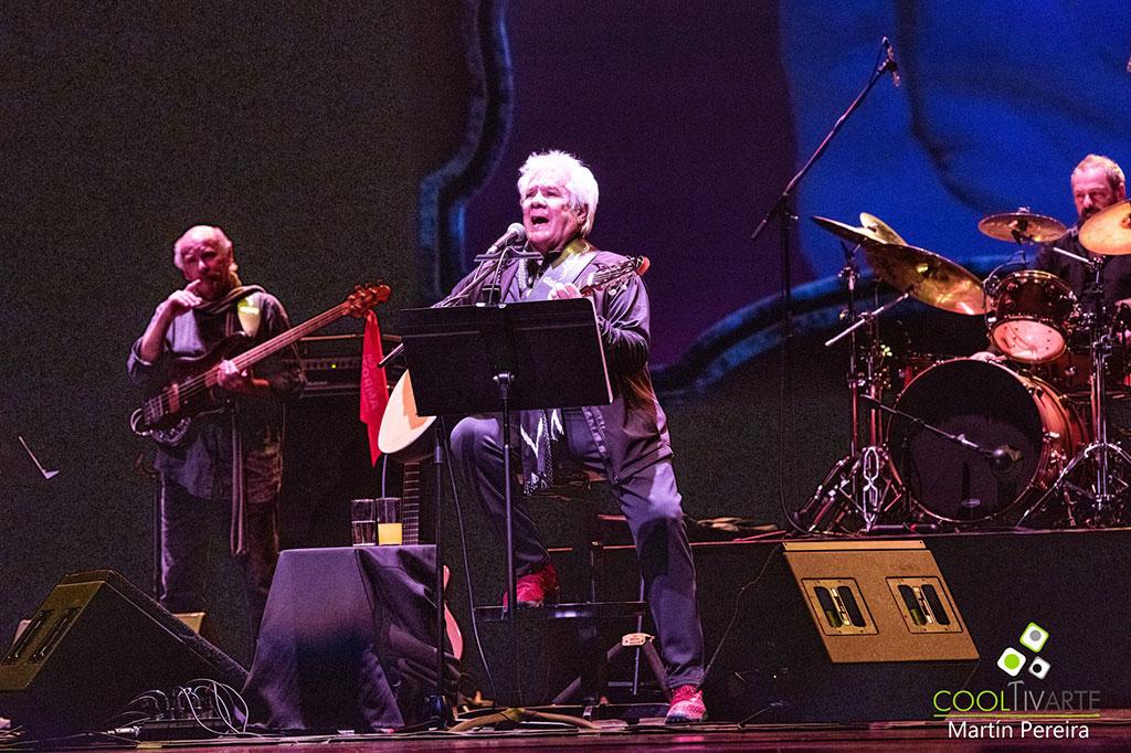 Victor Heredia Sodre 2019 Todavía Cantamos 35 Años Fotografía Martín Pereira www.cooltivarte.com